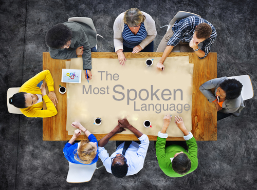 the Most Spoken Language in the world