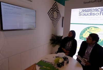 saudisoft-exihibition-gitex-technology-week